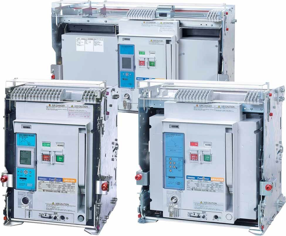 Air Circuit Breaker : Air circuit breakers terasaki product services